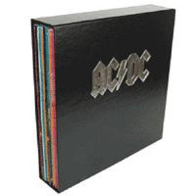 AC/DC – BOX x 16 Albums, Limited Edition