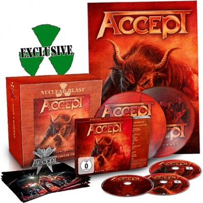 Accept - Blind Rage - limited Box Set