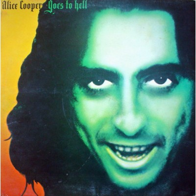 Alice Cooper – Goes To Hell