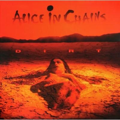 Alice In Chains – Dirt LP Ltd Ed Audiphile Vinyl