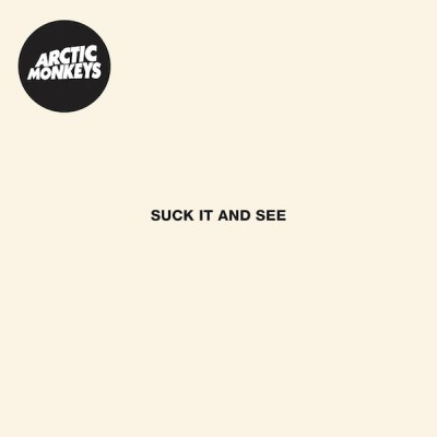 Arctic Monkeys – Suck It And See