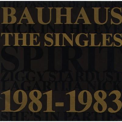 Bauhaus – The Singles 1981-1983
