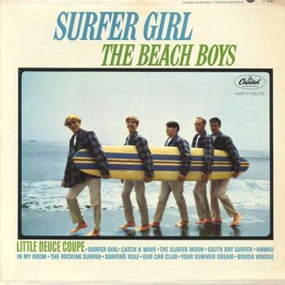 Beach Boys, The – Surfer Girl