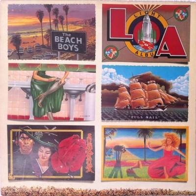 Beach Boys, The – L.A. (Light Album)