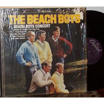 Beach Boys, The ‎– Beach Boys Concert