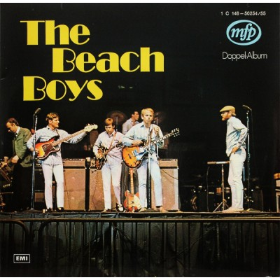 Beach Boys, The ‎– The Beach Boys