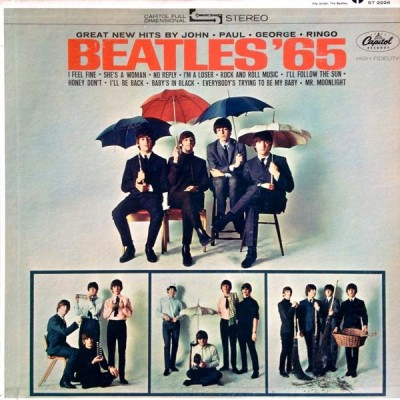 Beatles, The ‎– Beatles '65
