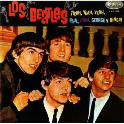 Beatles – Yeah Yeah Yeah, Paul, John, George Y Ringo