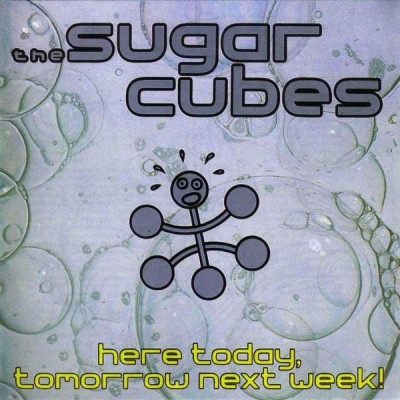 The Sugarcubes - Bjork ‎– Here Today, Tomorrow Next Week!