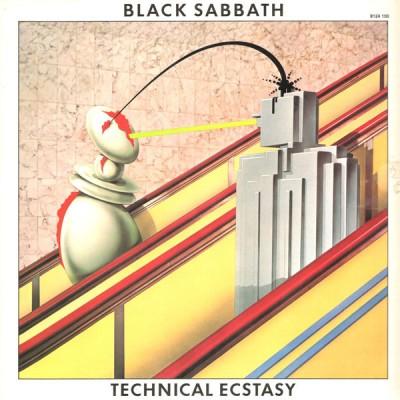 Black Sabbath – Technical Ecstasy