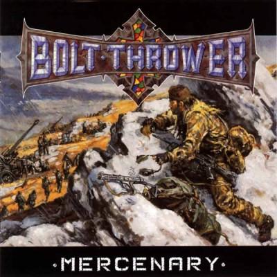 Bolt Thrower – Mercenary