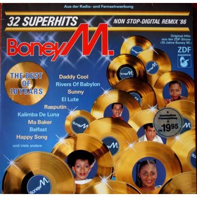 Boney M –  The Best Of 10 Years