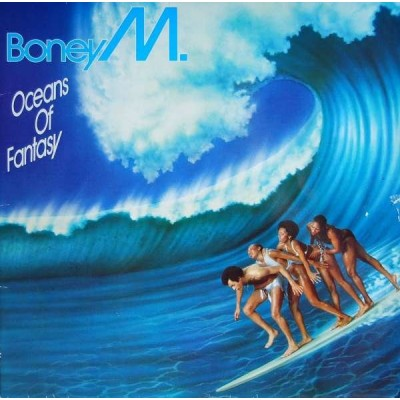 Boney M ‎– Oceans Of Fantasy