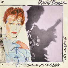David Bowie – Scary Monsters Remastered