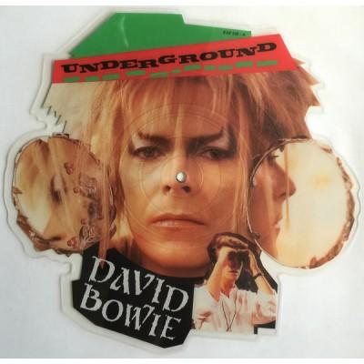 David Bowie –  Underground Picture Disc