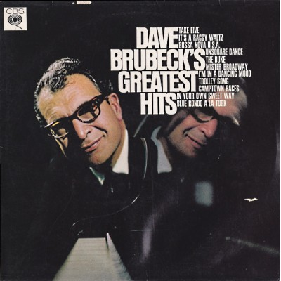 Dave Brubeck ‎– Dave Brubeck's Greatest Hits