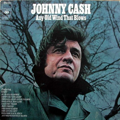 Johnny Cash – Any Old Wind That Blows