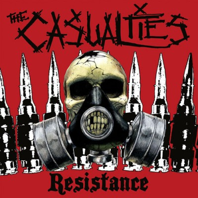 The Casualties – Resistance