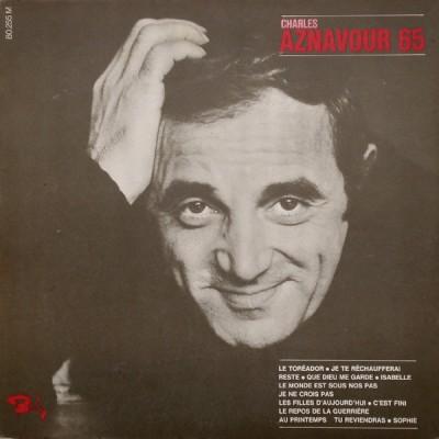 Charles Aznavour – Aznavour 65