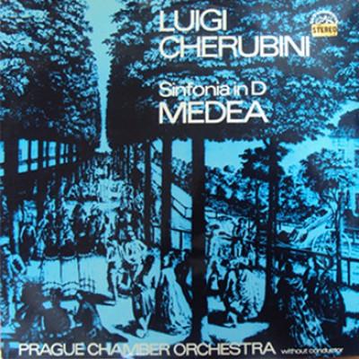 Luigi Cherubini – Sinfonia In D / Medea, Overture