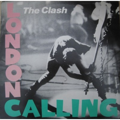 Clash, The ‎– London Calling