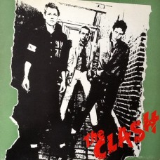The Clash ‎– The Clash LP 2016 Reissue