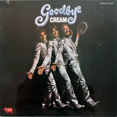 Cream ‎– Goodbye