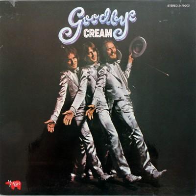 Cream – Goodbye