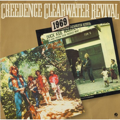Creedence Clearwater Revival ‎– 1969: Green River & Willy And the Poor Boys