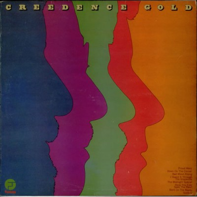 Creedence Clearwater Revival – Creedence Gold