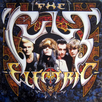 The Cult – Electric