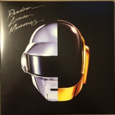 Daft Punk – Random Access Memories 2LP Gatefold