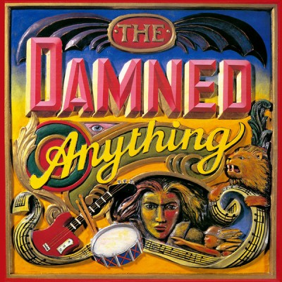 Damned, The ‎– Anything