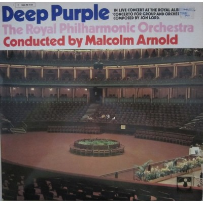 Deep Purple, The Royal Philharmonic Orchestra, Malcolm Arnold – Concerto For Group And Orchestra