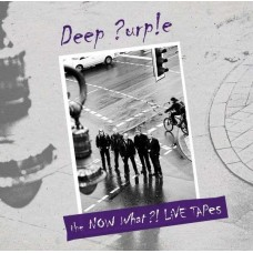 Deep Purple – The Now What?! Live Tapes