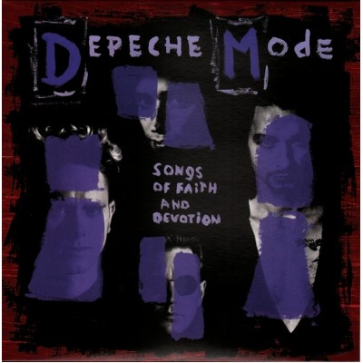 Depeche Mode ‎– Songs Of Faith And Devotion