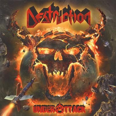 Destruction – Under Attack