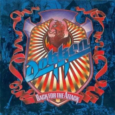 Dokken – Back For The Attack LP US 1987