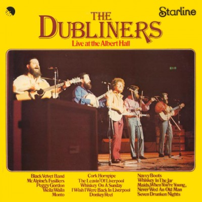 Dubliners, The – Live At The Albert Hall