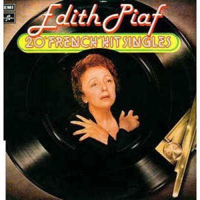 Edith Piaf – 20 French Hit Singles