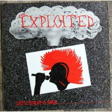 Exploited, The –  Let's Start A War.... Said Maggie One Day....