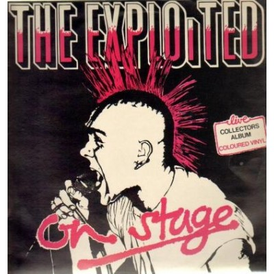 Exploited, The – On Stage