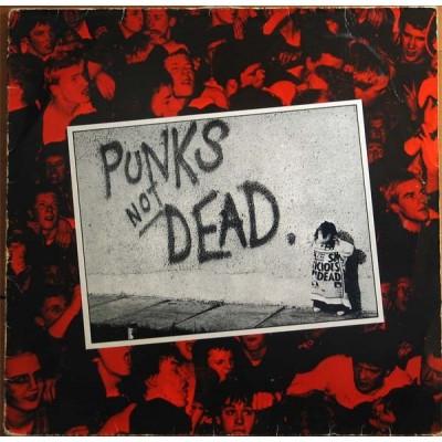Exploited, The – Punks Not Dead