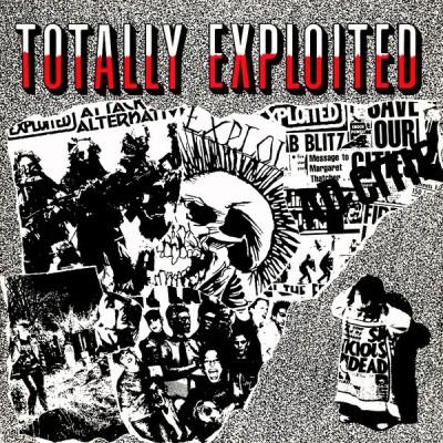Exploited, The – Totally Exploited  LP NEW 2018 Reissue