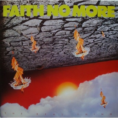 Faith No More ‎– The Real Thing