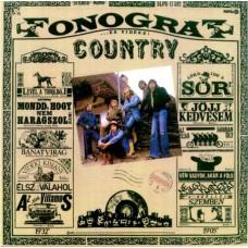 Fonográf – Country