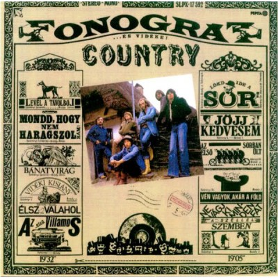 Fonográf ‎– Country