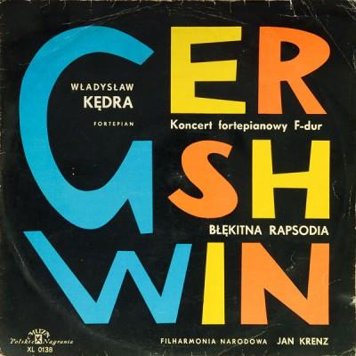 George Gershwin – Koncert Fortepianowy F-Dur / Błękitna Rapsodia