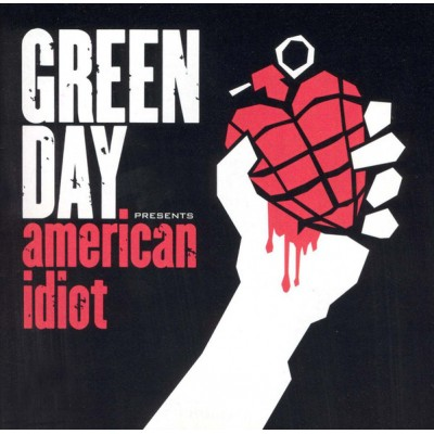 Green Day ‎– American Idiot