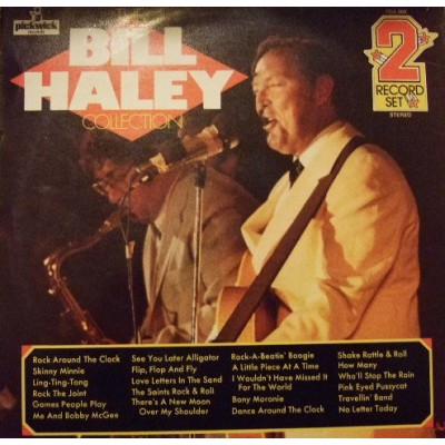 Bill Haley ‎– The Bill Haley Collection